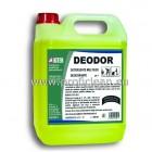 Високо концентриран ароматизиран неутрален препарат за универсална ежедневна употреба DEODOR