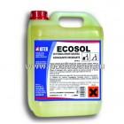 Мощен, концентриран обезмаслител за деликатни повърхности ECOSOL