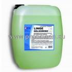 Концентриран омекотител на киселинна основа за употреба в професионални перални машини LINGE GELSOMINO
