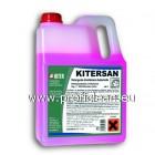 Високо концентриран дезинфекциращ бактерициден алкален почистващ препарат KITERSAN