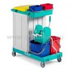 Сервизна хигиенна количка TTS MAGIC PRO