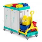 Сервизна хигиенна количка TTS MAGIC PRO 3