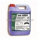 Силно концентриран препарат за почистване на полиран гранитогрес DIE GRES, 5 л.