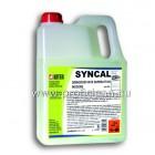 Високо концентриран киселинен препарат отстраняващ котления камък, вар, цимент, ръжда SYNCAL
