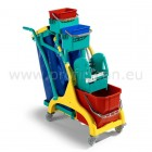 Сервизна хигиенна количка TTS NICK STAR TECK