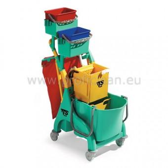 Сервизна хигиенна количка TTS NICK PLUS O'KAY